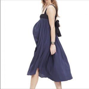 Hatch Bowie Maternity Dress Size Small- Like New